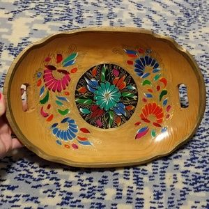 Other - Painted wood tray